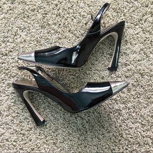 Adrianna Papell Women's Sling Back High Heels 7M